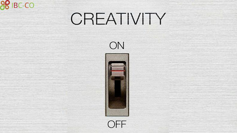 خلاقیت یک کلید خاموش و روشن نیست