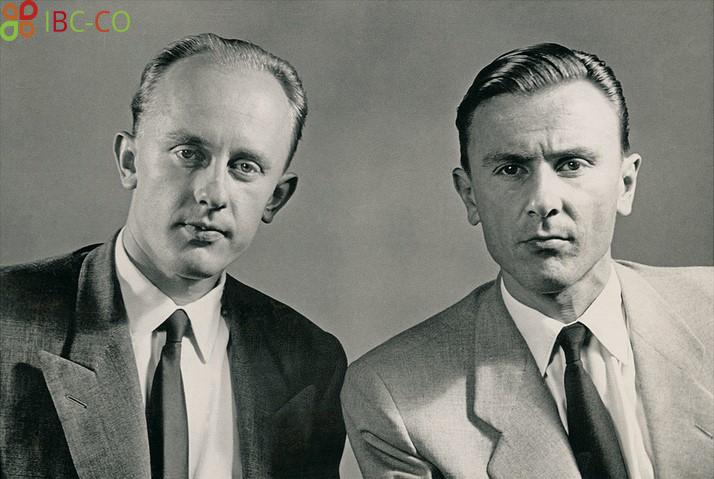 برادران براون (آرتور و اروین) 1950