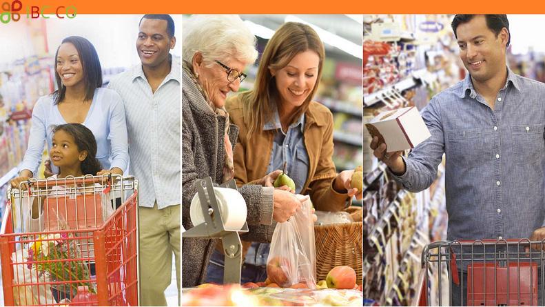 روندهای خرید خوار و بار در بازار آمریکا