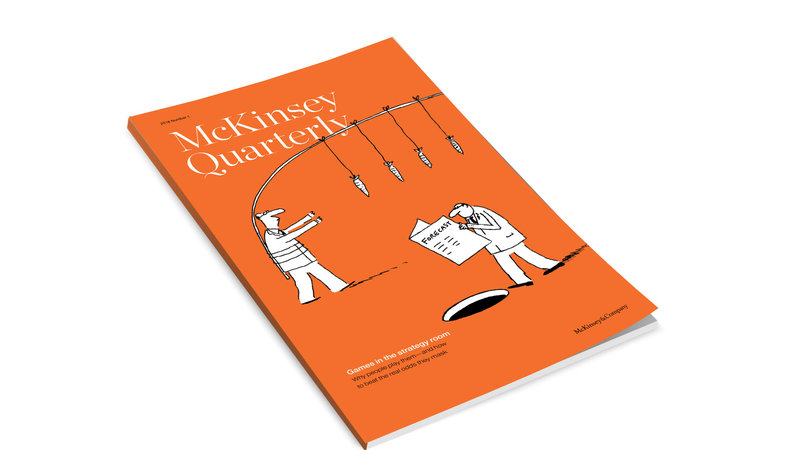 مجله McKinsey Quarterly 2018 Number 1