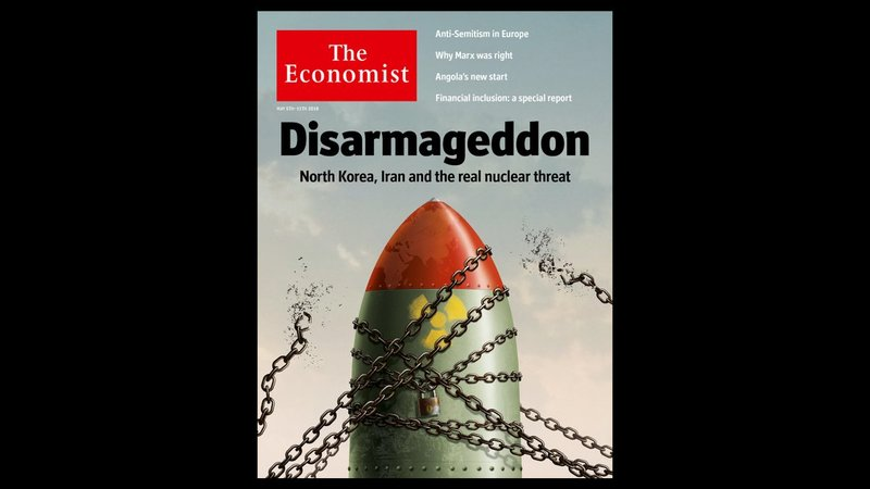 جدیدترین شماره مجله اکونومیست، 5 می 2018