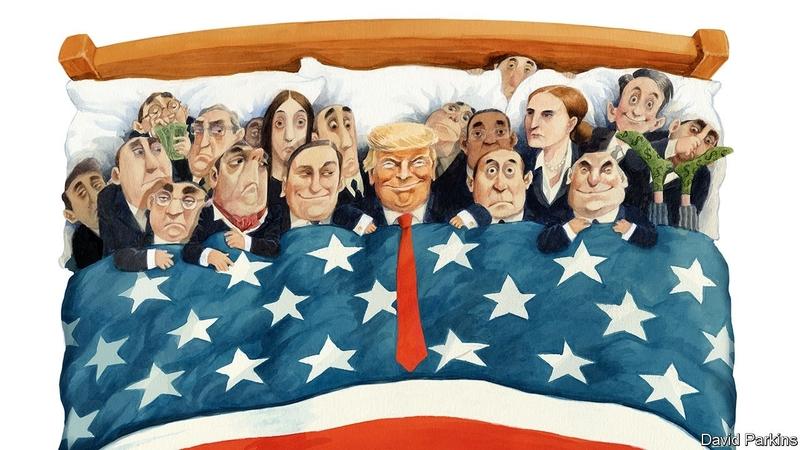 چرا شرکت های بزرگ آمریکائی به ترامپ علاقه مندند؟
