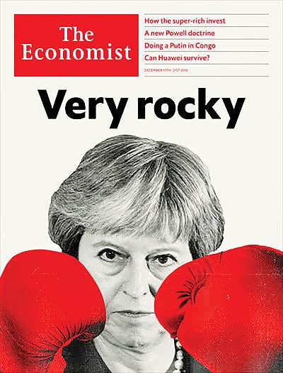 مجله اکونومیست، 15 دسامبر 2018