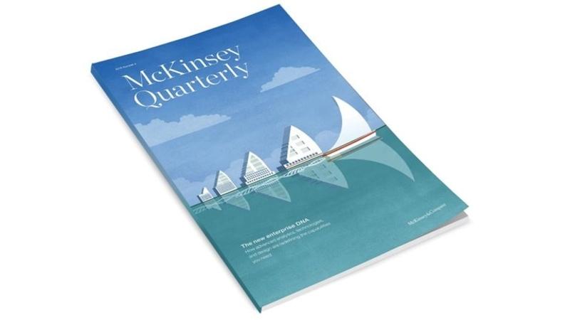 فصلنامه McKinsey Quarterly سال 2018 شماره 4