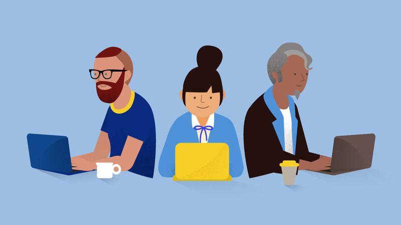 گوگل چگونه به کارکنان جهت کسب مهارت های دیجیتال کمک می کند؟