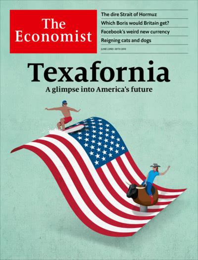مجله اکونومیست 22 ژوئن 2019