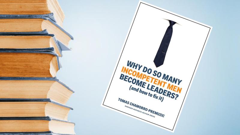 معرفی کتاب چرا مردان نالایق زیادی به رهبری میرسند؟