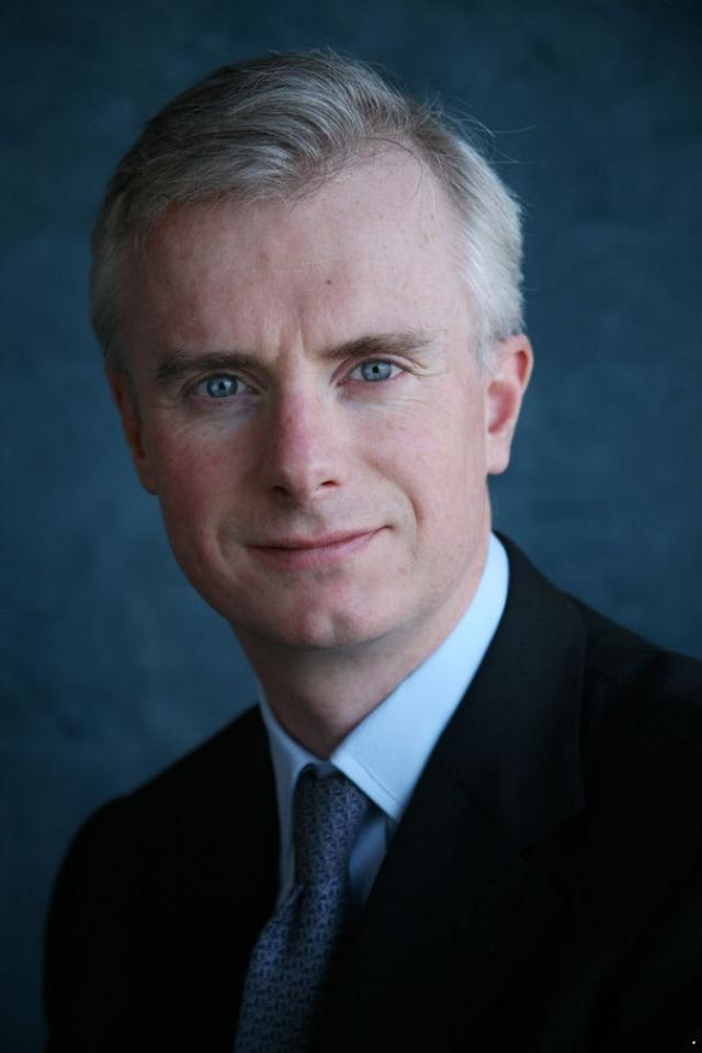 مایکل اُسالیوان، بانکدارِ سابق و اقتصاددان در دانشگاه پرینستون