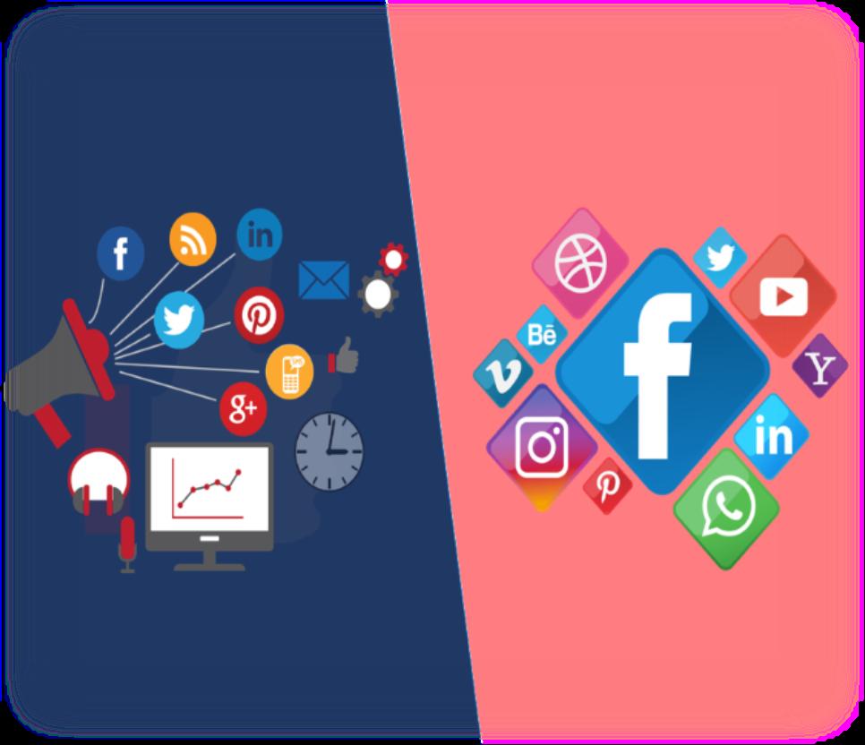 بازاریابی دیجیتال یا بازاریابی رسانههای اجتماعی: تمایز آنها در چیست؟