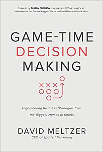 تصمیمگیری در مورد زمان بازی: استراتژیهای تجاری با ارزش از طرف معروفترین نامهای ورزشی نوشته دیوید ملتزر