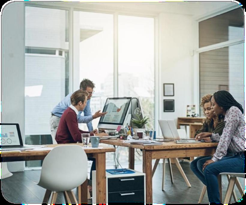 چگونه در عصر دیجیتال محل کارتان را ایمن کنید و شتاب دهید؟